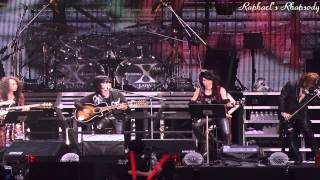 X JAPAN (X)   Forever Love LIVE 2010 (Korean, Japanese Sub)
