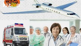 Vedanta Air Ambulance service is Sifting patient at low price from Bokaro