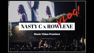 Nasty C - SMA ft. Rowlene (Vol. 1, 2 & 3) Music Video Premiere
