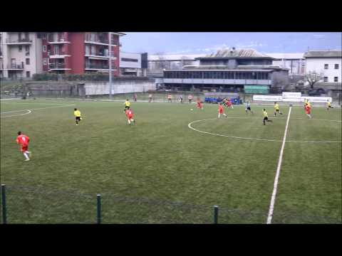VIDEO: Juniores Sondrio - MapelloBonate 1-0, gol e highlights