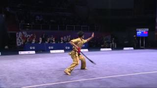 2nd SportAccord World Combat Games (2013) - Wushu (Taolu) - Men
