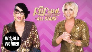 Download Video Fashion Photo Ruview: All Stars 3 RuPaul's Drag Race with Raja & Raven MP3 3GP MP4
