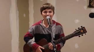 Take it Back-Ed Sheeran-Cover by Ben Glanfield age 10