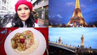 Conociendo Las Calles De Paris y Cenando En Un Crucero  🦄 ok Bessy