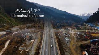 Islamabad to Naran via Hazara Motorway