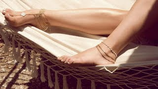 New Stylish Foot Jewelry Collection