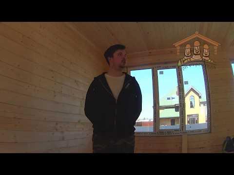 Сухоставец А.В. - видеоотзыв о строительстве