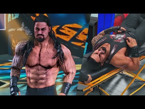 BEAST ROMAN REIGNS IS EVERYTHING VINCE DREAMED OF! | WWE 2K19 Universe Mods
