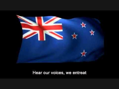 God Defend New Zealand (1876) (Song) by John Joseph Woods and Thomas Bracken
