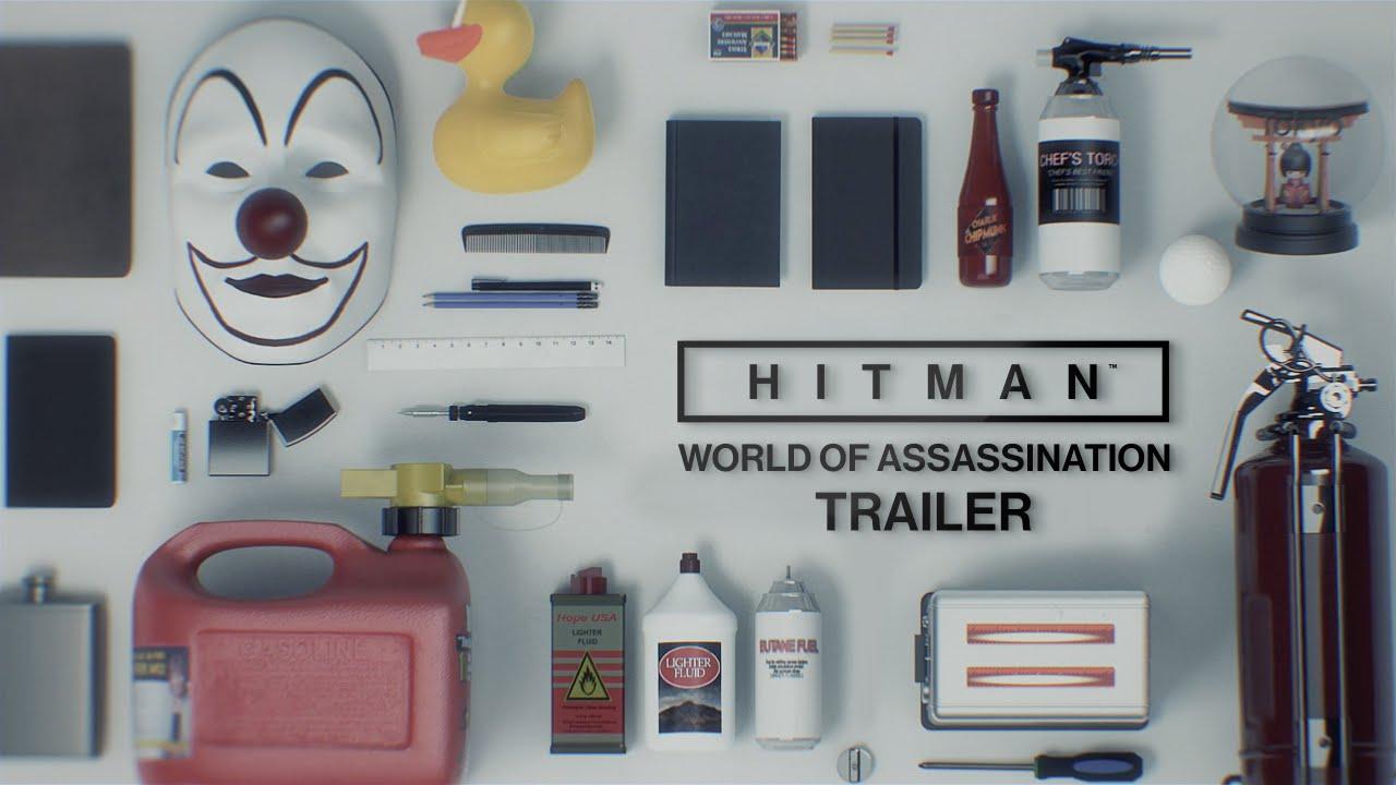 Hitman sur PS4 : la Bêta ainsi que des détails sur l'histoire révélés