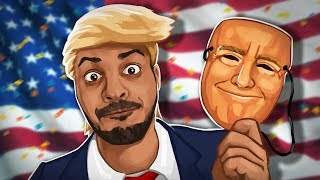 Gmod D-Run Funny Moments - Donald Trump Tower!
