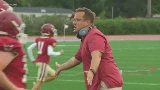 Losing playoff game saved his life, Brother Martin coach says
