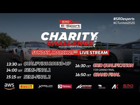SPRO E-SportsブランパンGTシリーズ(モンツァ)レースライブ配信動画
