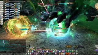 Final Fantasy XIV - Sephirot EX Unsync