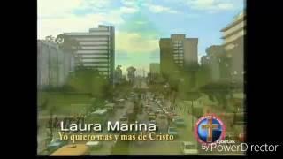 Laura Marina Yo Quiero más de Cristo (Alabanza Católica 100pre P.S.C.)