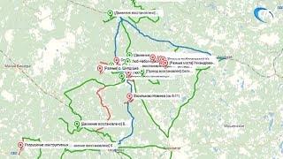 Комиссии в Любытине и Крестцах оценивают ущерб, нанесенный домам и имуществу жителей