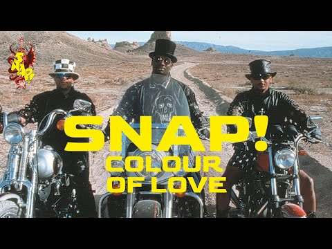 Snap! - Colour Of Love video