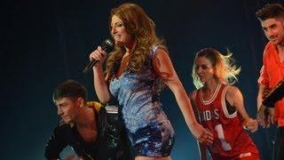 Helena Paparizou & Vegas - My Number One (Eurovision Greek Final 2013)