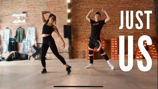 """Just Us""   SZA   Outcast Sample   Rumer Noel Choreo Feat. Kenzie"