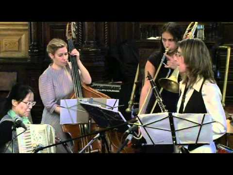 Revery in Hijaz: Isle of Klezbos at Eldridge Street (stained glass concert)