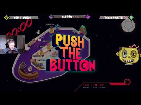 JACKBOX SOCIAL DEDUCTION!   Push The Button - Twitch Highlights