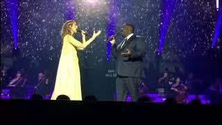 Celine Dion, I'm Your Angel, Vegas (Sept 26, 2017)