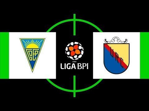 Liga BPI: GD Estoril Praia 3 - 0 UR Cadima
