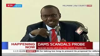 Happening Now: Dams scandal probe: Ex-KVDA managing director in court