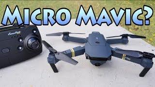 Eachine E58 Mavic Clone Review 👍
