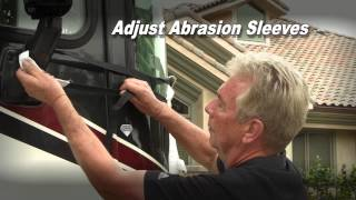 ADCO - How To Install a Class A Windshield Cover