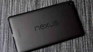 2013 Asus Nexus 7 Tablet Teardown. Charging port fix and screen repair.