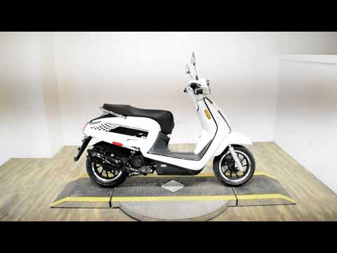 2020 Kymco Like 50i in Wauconda, Illinois - Video 1