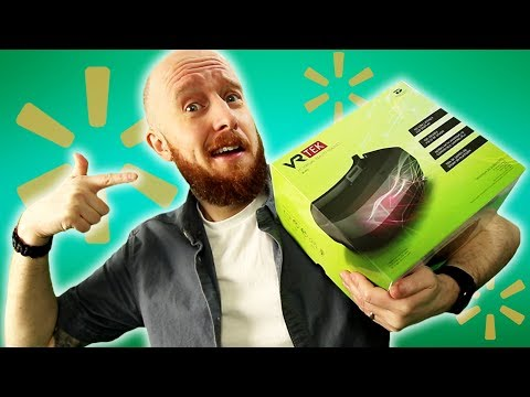 A PC Virtual Reality Headset From Walmart!?