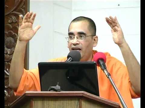 Character  | Swami Bodhamayananda | RK Math