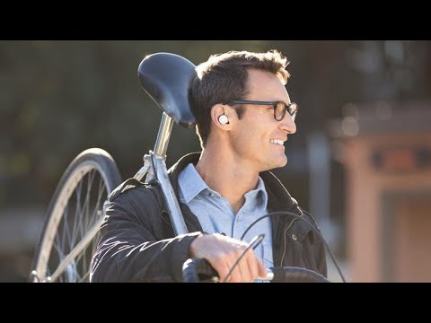 Startup hopes to market earbuds as hearing aid alternatives