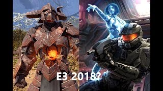 Fable 4 and Halo 6 at E3 2018?: Let