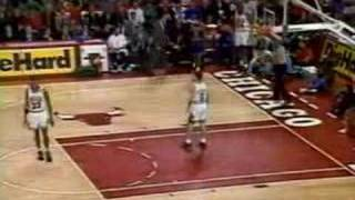 Knicks vs. Bulls 1992 game 1 (5/...)
