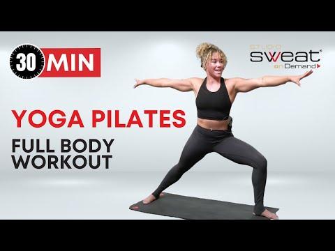Pilates/Yoga: Best Online Yoga & Pilates Fusion Class!