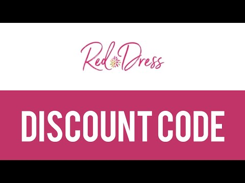 Red Dress Boutique Coupon Code 2020