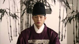 [HIT] 왕의 얼굴-서인국의 백성위한 선택, 끝내 김희정과 정략 결혼.20141218