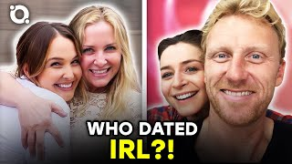 The Real-Life Partners Of Grey's Anatomy Cast Revealed | ⭐OSSA - dooclip.me