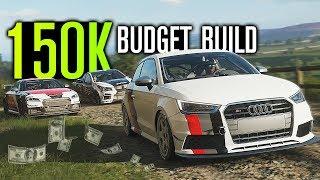 $150,000 BUDGET Hill Climb Builds! | Forza Horizon 4