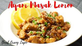 Ayam Masak Lemon | Lemon Chicken