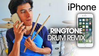 iPhone Ringtone | Drum Remix (COVER)