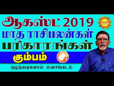Raasi Paalan - Thulam Raasi - Month of March 2019 - Thayalan