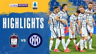 Crotone 0-2 Inter Milan Pekan 34