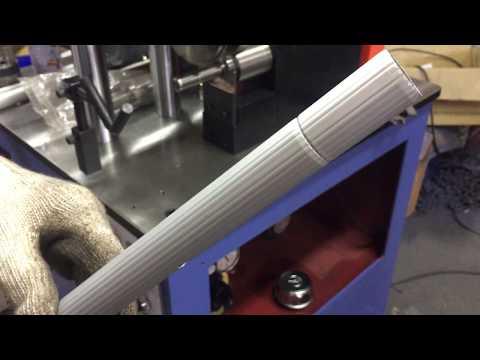 TD-42201,OD25.4,Tube rolling machine, tube shrinking machine, groove wheel machine, wheel convex machine, pipe cutting machine, wheel cutting machine