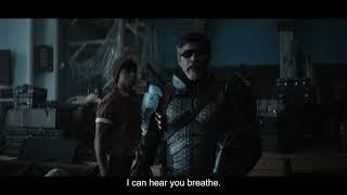 Deathstroke Vs Robin Epic Fight (Jerichos Sacrifice)  Titans 2x08