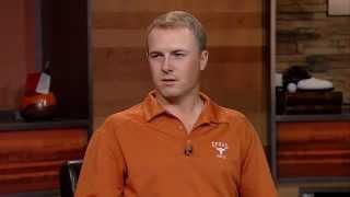 Spieth discusses PGA Tour Q-School [Nov. 12, 2012]