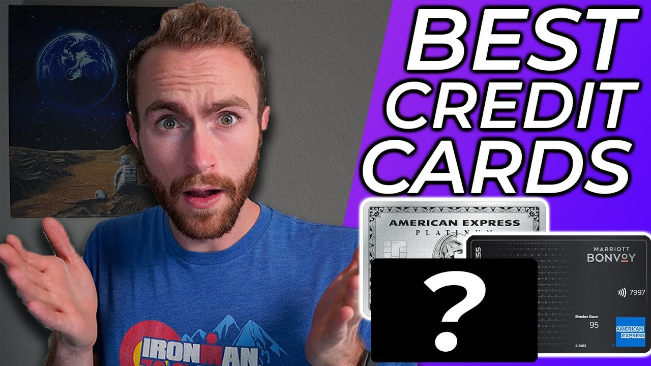 The BEST Credit Cards For 2021 thumbnail